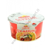 LUCKY ME SUPREME BOWL JJAMPPONG - NOODLES ISTANTANEI 24x65g