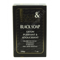 F&W BLACK EXFOLIATING SOAP 36x200g