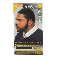 CREME OF NATURE COLOR FOR HAIR, MUSTACHE, BEARD