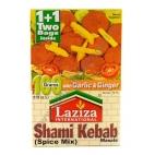 LAZIZA KEBAB (CHAPLI - SEEKH - SHAMI) - MISCELA DI SPEZIE 6x100g
