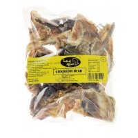 TASTE OF AFRICA STOCKFISH HEAD 10x400g