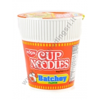 NISSIN CUP BATCHOY - NOODLES ISTANTANEI 36x60g