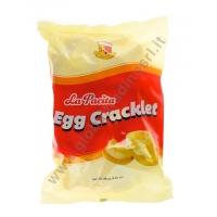 LA PACITA EGG CRACKLET - CRACKER DI FRUMENTO 20x220g