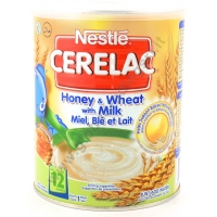 CERELAC HONEY & WHEAT - CEREALI SOLUBILI 12x1kg