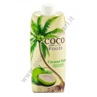 COCO ROOTS  COCONUT WATER - BEVANDA AL COCCO 12x500ml