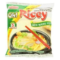 VINA ACECOOK OH RICEY DUCK BAMBOO - NOODLES ISTANTANE 72x75g