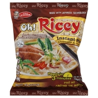 VINA ACECOOK OH RICEY BEEF - NOODLES ISTANTANEI 72x70g
