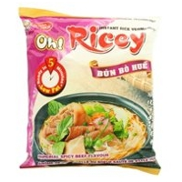 VINA ACECOOK OH RICEY SPICY BEEF - NOODLES ISTANTANEI 72x75g