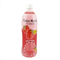 MOGU MOGU STRAWBERRY - BEVANDA AL GUSTO FRAGOLA 12x1L