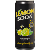 LEMONSODA LATTINA - BEVANDA AL LIMONE 24x330ml