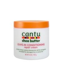 CANTU SHEA BUTTER LEAVE IN CONDITIONING REPAIR CREAM 12x453g