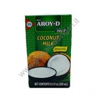 AROY-D COCONUT MILK  BRICK 36x250ml