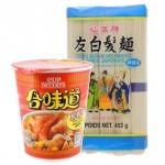 Noodles and Instant Soups