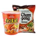Instant Soups and Noodles