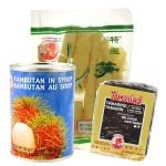 Packaged Fruit and Vegetables