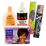 Cosmetici e capelli
