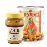 Peanut Butter, Tahin